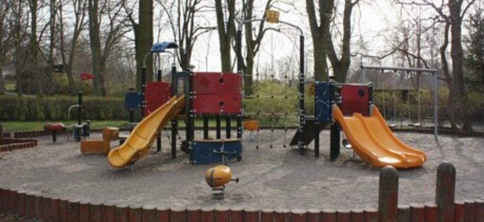 Byparkens Legeplads Hedebo